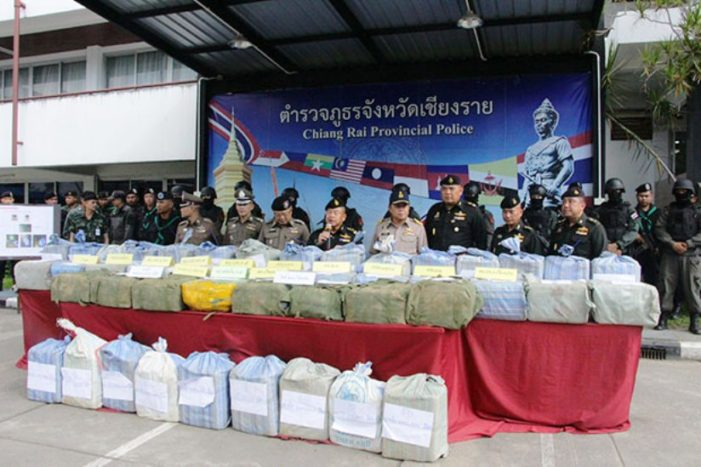 Chiang Rai's Golden Triangle's Drug Production Expands and Diversifies