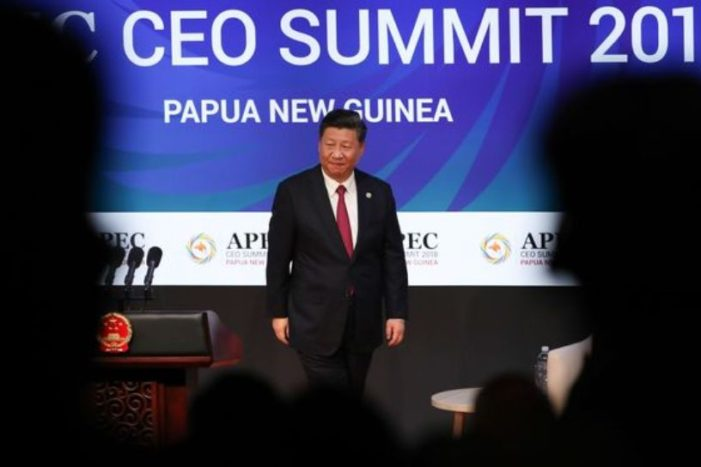 China Blames Protectionism for Lack of APEC Summit Agreement