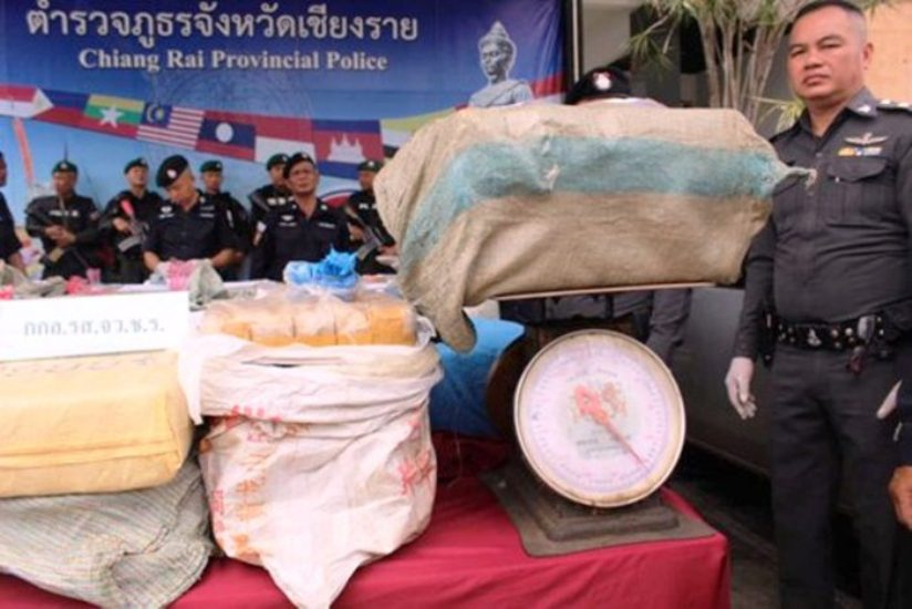 Thailand's Justice Minister Says No Province is Free From Drugs from the Golden Triangle