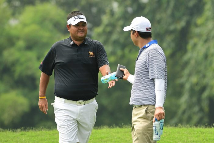 Thailand's Prom Emulates Father's Footsteps in World Cup of Golf
