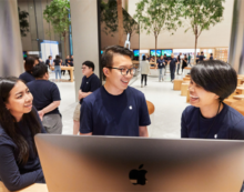 "Apple Opens First Store ""Apple Iconsiam"" in Bangkok this Saturday"