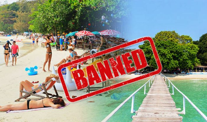 Thailand's Island of Koh Samet to Ban Plastic and Styrofoam Containers