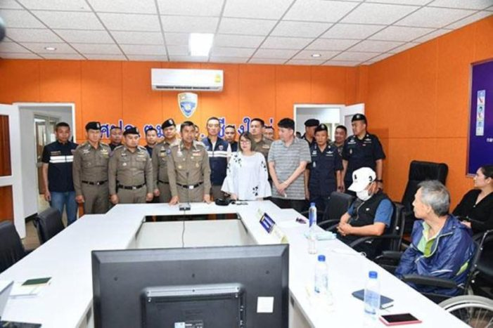 Immigration Police Arrest Two South Korean Men in Chiang Mai