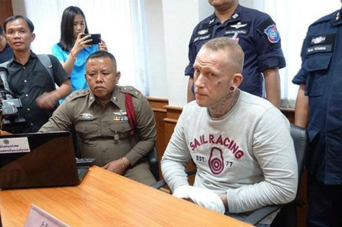 Previously Blacklisted Swedish Man Arrested in Phuket
