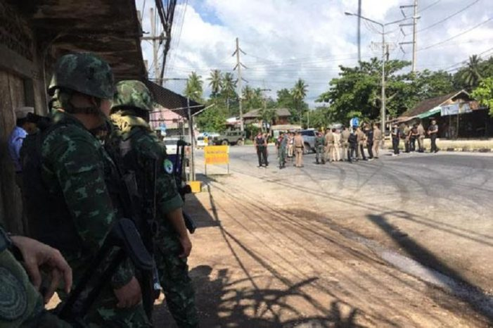 Four Killed in Series of Insurgent Attacks in Thailand's Deep South
