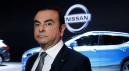 Nissan Motor Fires Carlos Ghosn as Chairman Following Arrest