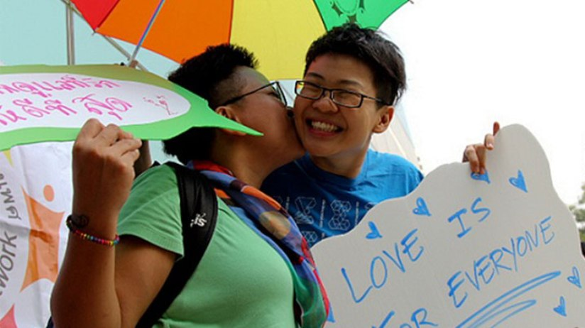 same-sex couples, Thailand, marriage