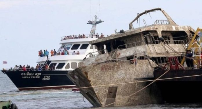 Thailand Tightens Security Around Recovered Phoenix Shipwreck Amid Probe