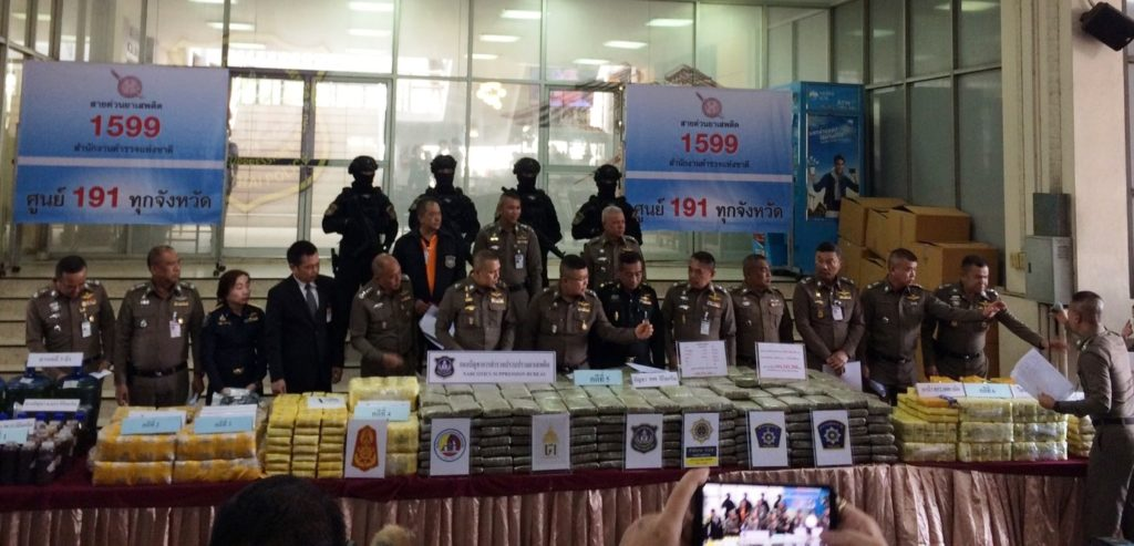 Canadian and Briton Arrested in Bangkok for Producing, Exporting Cannabis Oil