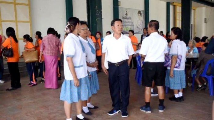 Over 800 of Thailand's Elderly Return to the Classrooms in Ayutthaya