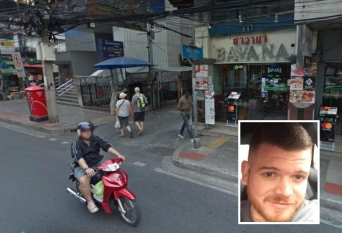31 Year-Old British Tourist Found Dead in his Bangkok Hotel Room