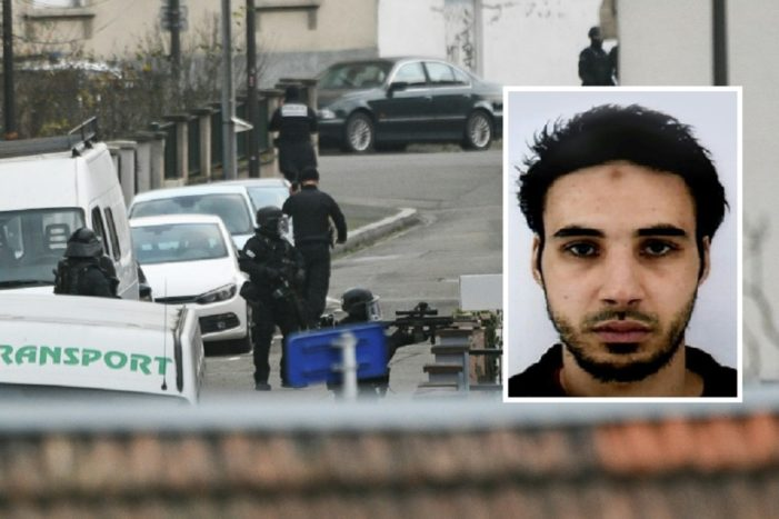 French Police Have Shot Dead the Radicalized Muslim Who Shot and Killed Three People at a Christmas Market