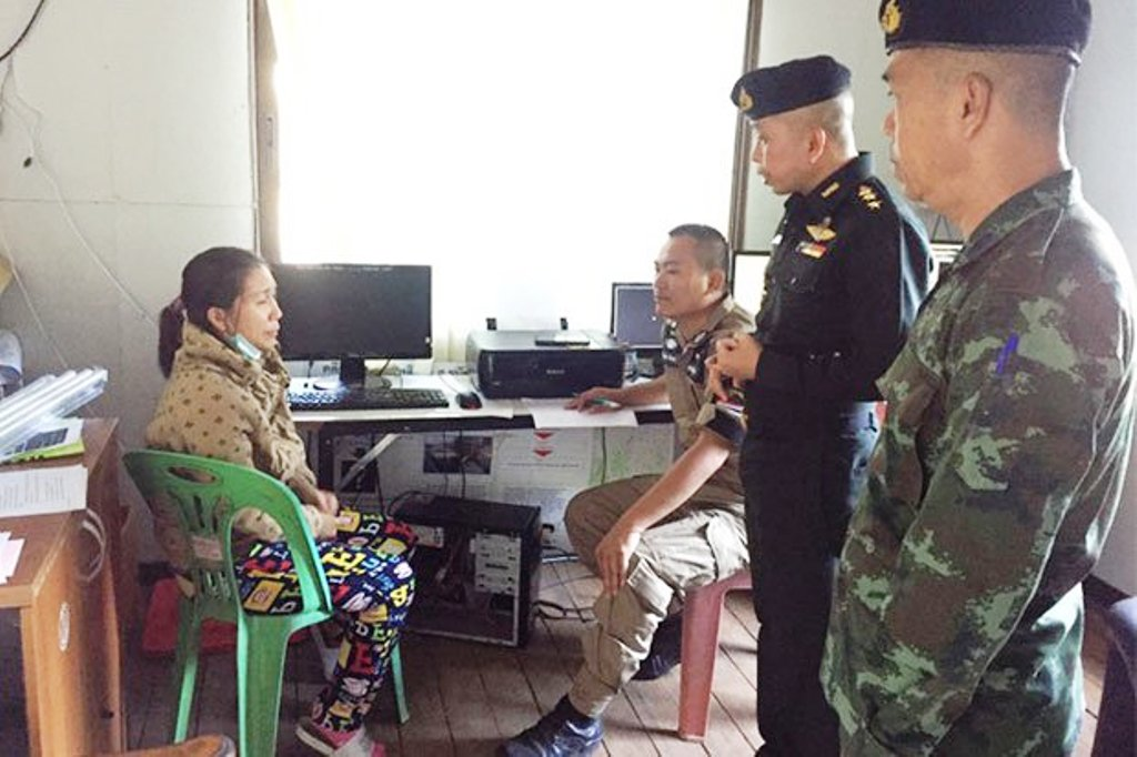 Chiang Mai Police Seize 28 Million of Anti-Drug Campaigner's Assets After She Was Caught Drug Smuggling