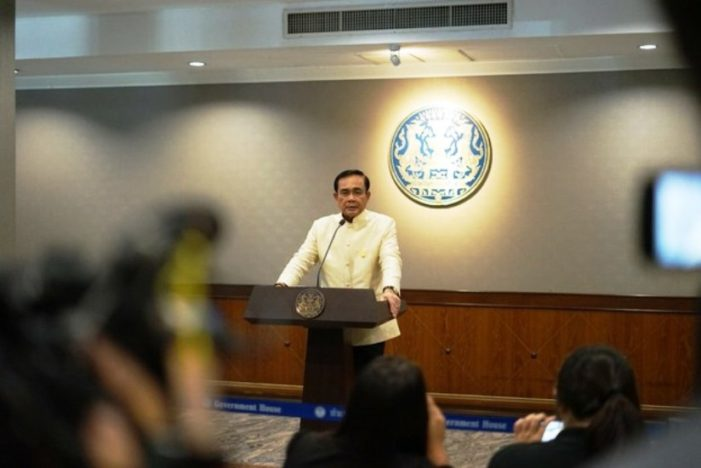 Prime Minister General Prayut Chan-o-cha Cites 2019 as an Important Year for Thailand