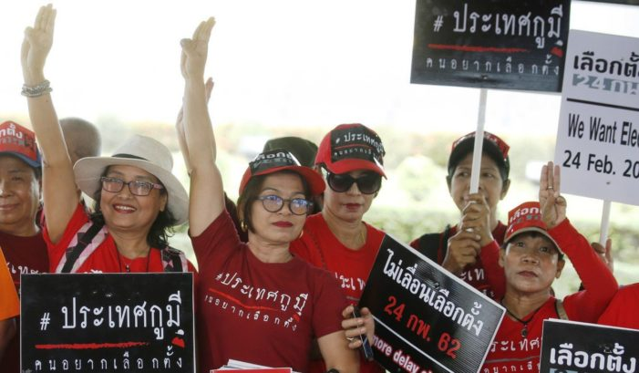 Political Restrictions Signal Bumpy Road for Return to Democracy in Thailand