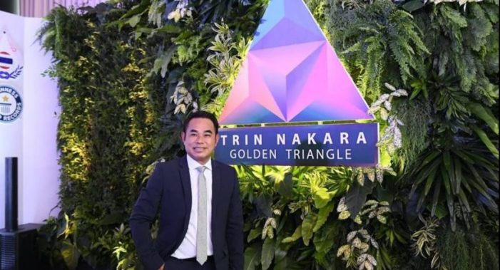 "Developer Proposes Bt40 Billion Trin Nakara Golden Triangle ""The City of Harmonious Living"" in Chiang Saen"