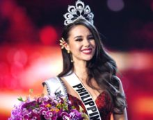 Miss Philippines Catriona Gray was Crowned Miss Universe  2018