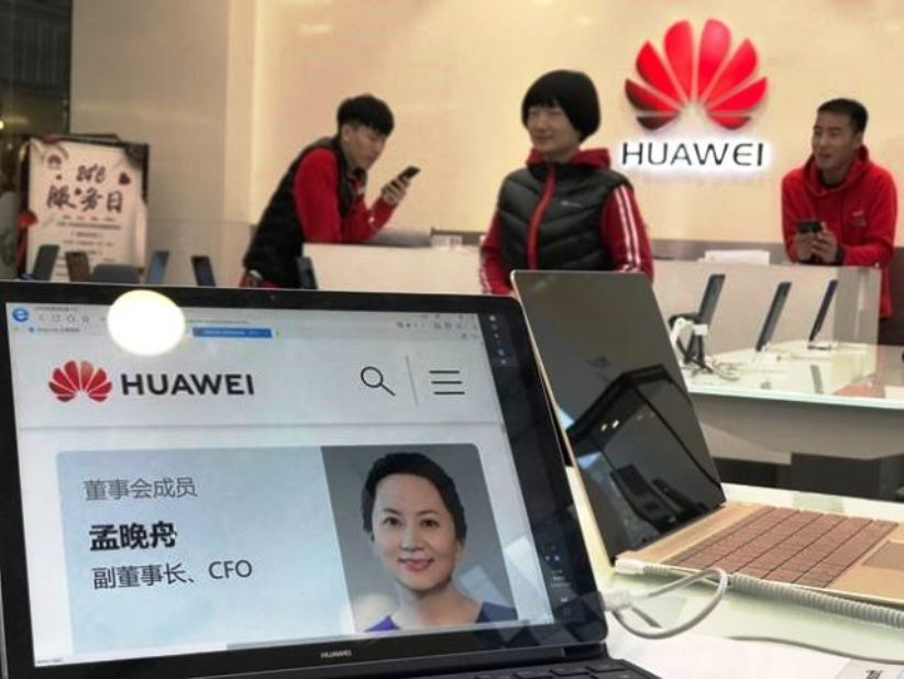 CFO of China's Huawei Technologies Arrested in Vancouver, Canada