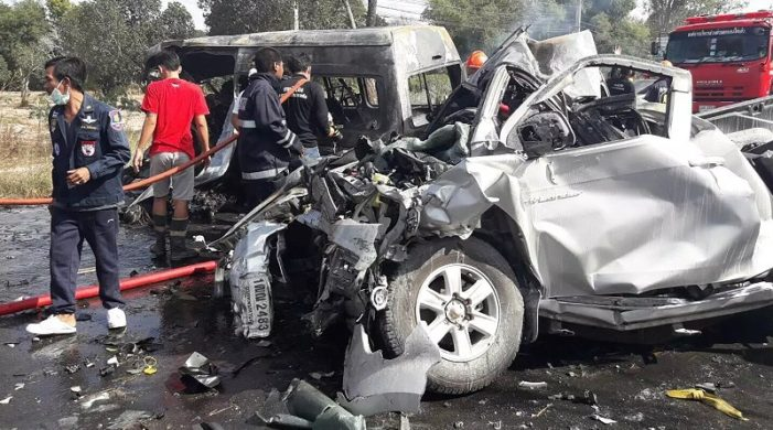 Thailand's Roads are Still the Deadliest in Southeast Asia