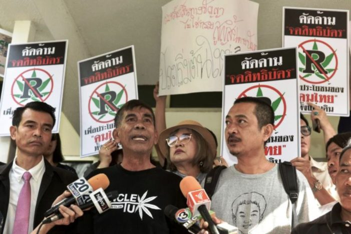 Opposition to Foreigners Threatens to Stall Medical Marijuana Legislation in Thailand