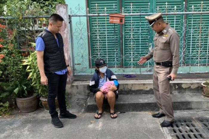 20 Year-Old Woman Arrested in Pattaya, Thailand for Abandoning Her Newborn Baby