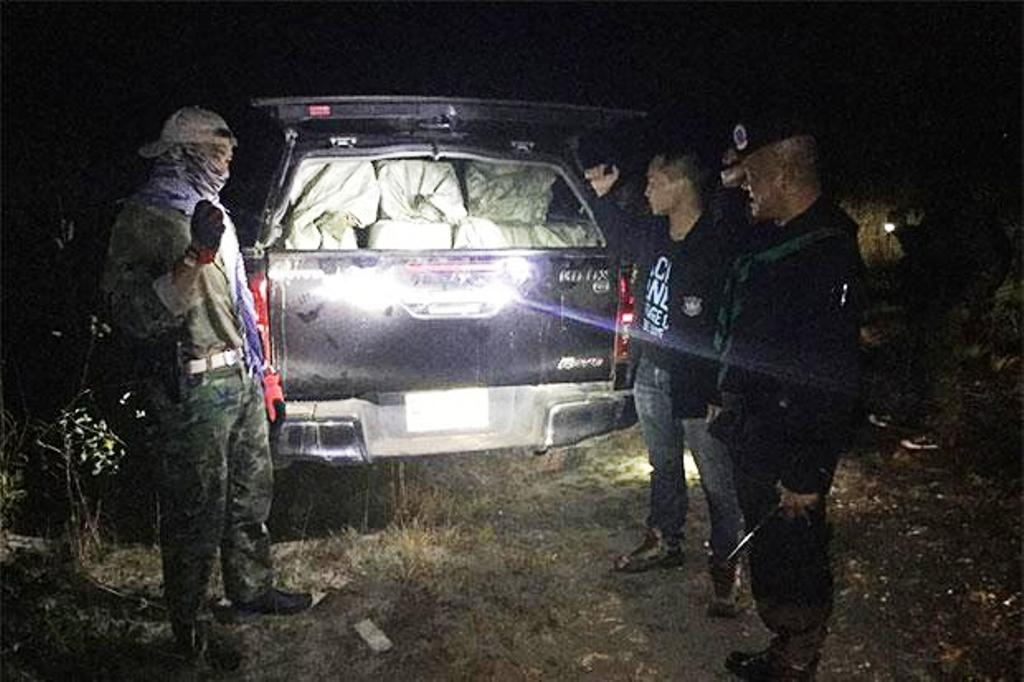 Drug Trafficker Transporting 15 Million Meth Pills,  Shot and Killed in Wiang Chai District of Chiang Rai