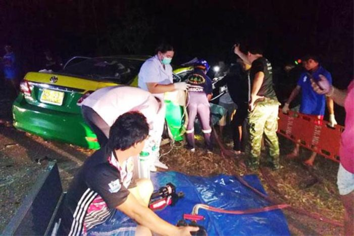 Iranian Tourist and Three Other Killed in Horrific Accident in Western Thailand