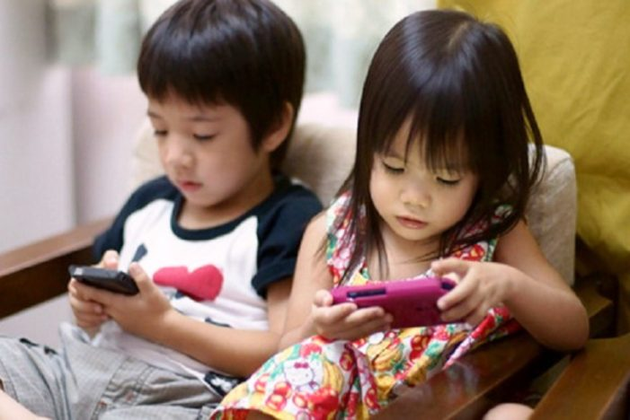 Study Reveals Heavy Screen Time Appears to Impact Children's Brains