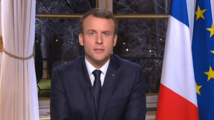 """Embattled French President Emmanuel Macron Raises Minimum Wage in a Bid to Defuse the """"Yellow Vest"""" Protests"""