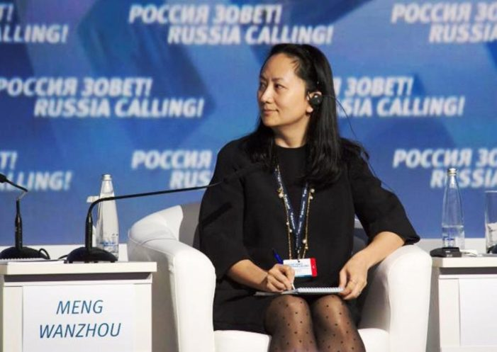 China Threatens Canada Free Huawei CFO or Face the Consequences