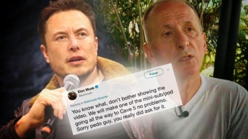 Elon Musk Asks U.S. Judge to Dismiss a Defamation Lawsuit Filed by British Diver of Cave Rescue