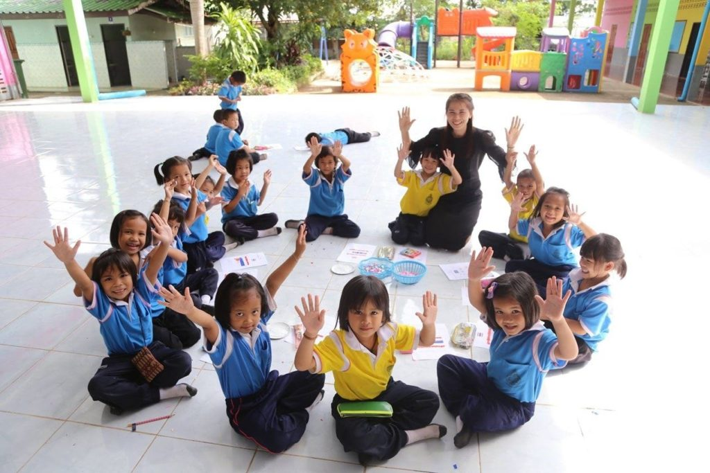 Thailand's Kindergartens and Nurseries to Get New Guidebook on Early Childhood Care and Education