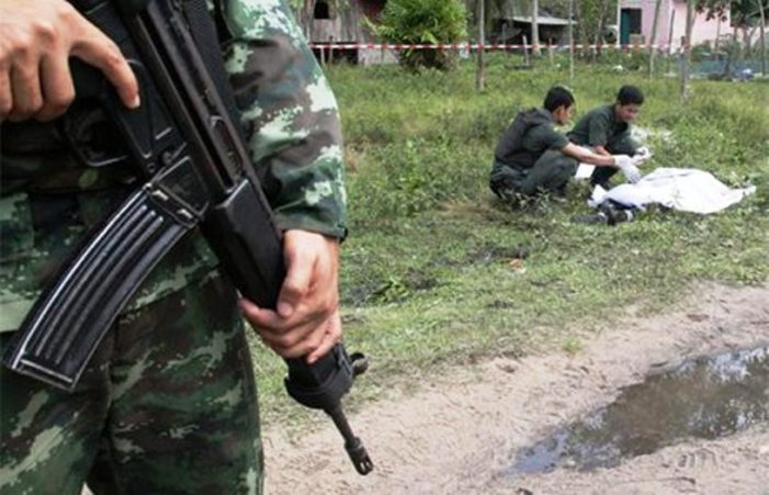 Thai Security Forces Kill Two Insurgents Linked to School Shooting in Southern Thailand