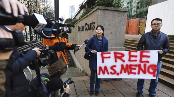 China Demands US Drop Huawei CEO's Extradition Request with Canada