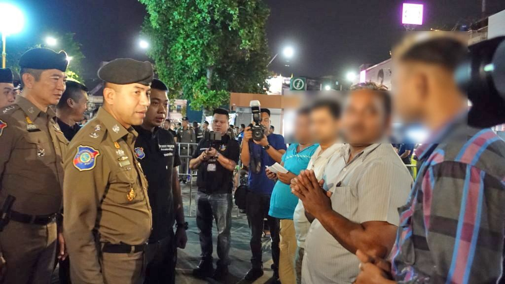 Hundreds of Foreigners Rounded Up in Operation X-ray Outlaw Foreigner