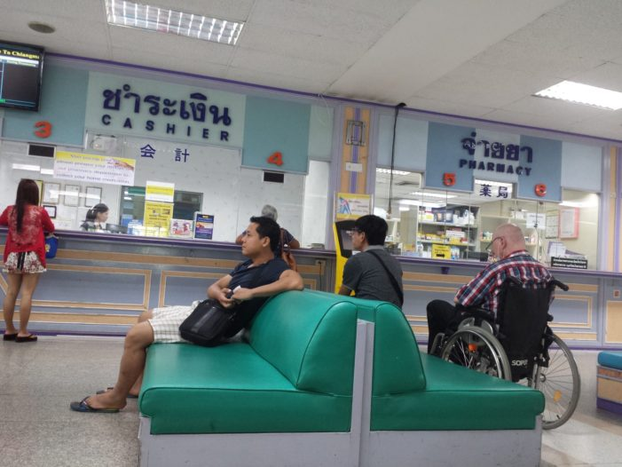 Medicine, Medical Supplies and Services Now on Price Control List in Thailand