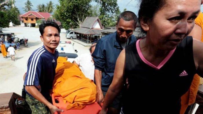 Two Buddhist Monks Killed After Insurgents Attack Temple in Southern Thailand