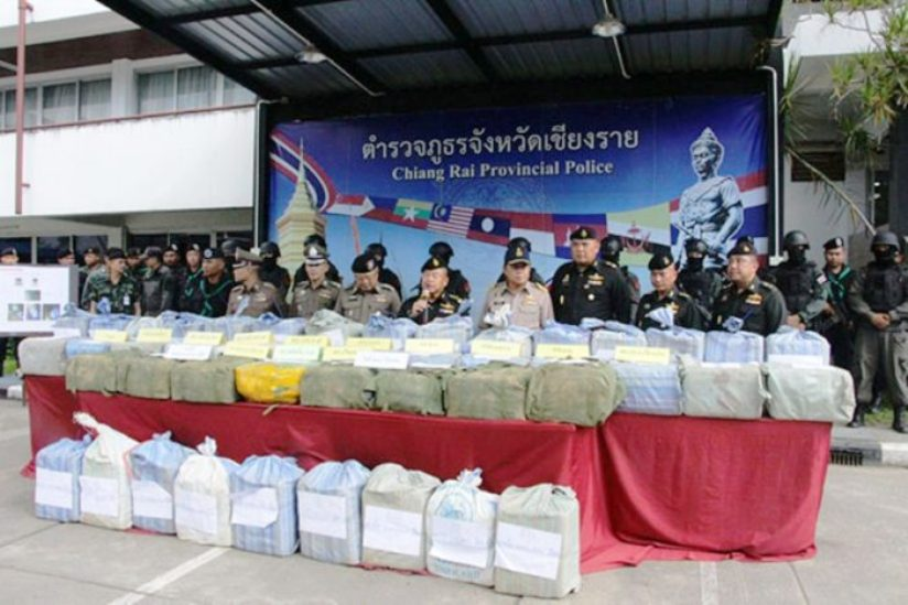 Thailand's Drug War Targets Meth from Chiang Rai's Golden Triangle