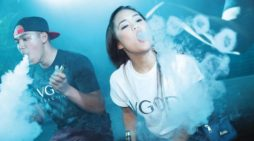 "Electronic Cigarettes ""Vaping"" Becoming Popular Among Thai Youths"