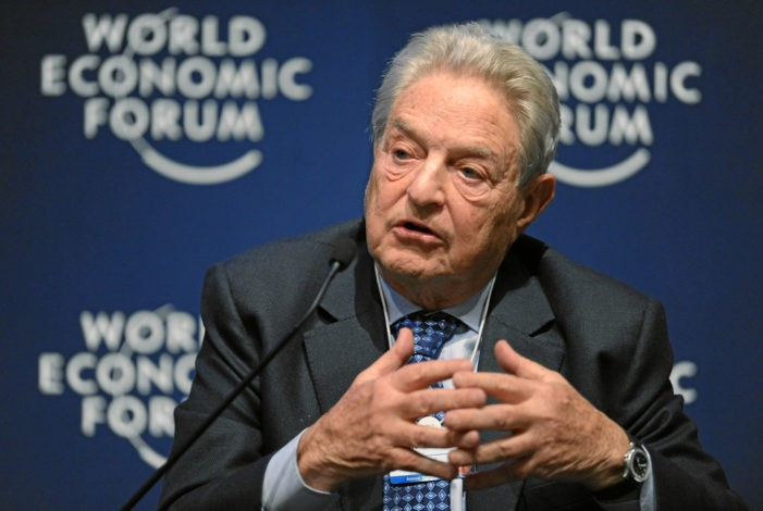 Billionaire George Soros Blasts China's Xi as 'Most Dangerous Opponent' to Open Democracy