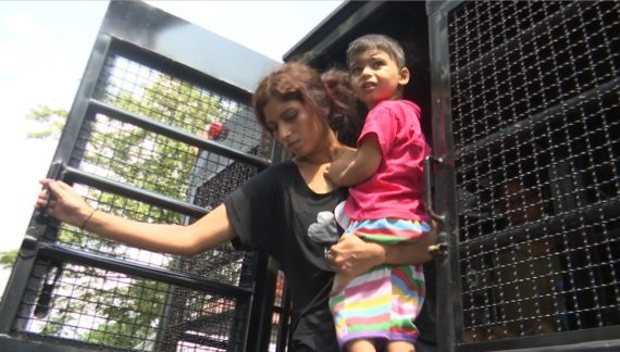 Thailand Commits to Policy of Not Detaining Migrant Children