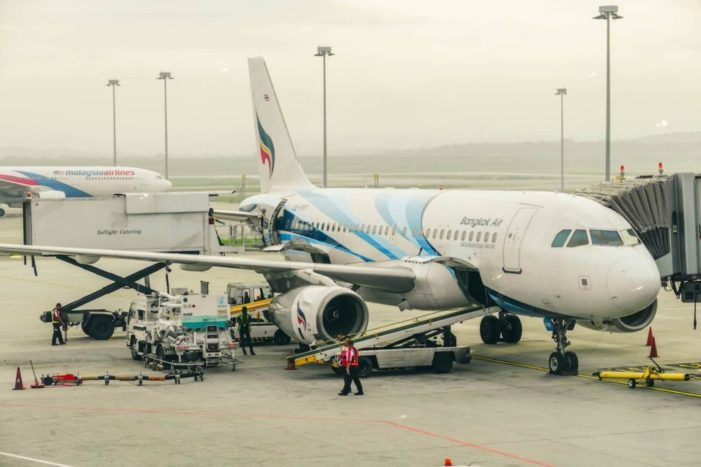 Airline Cancels Flights To Koh Samui Over Tropical Storm Pabuk Threat