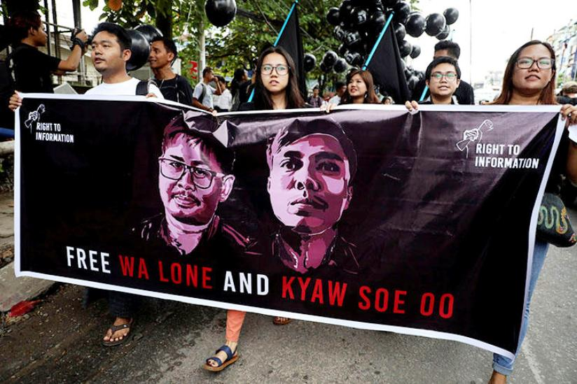 Myanmar Court Rejects the Appeal of Two Reuters Reporters