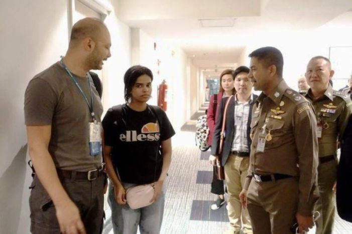 Thailand's Chief of Immigration Police Surachate Hakparn Steps Up and Grants 18 Year-Saudi Girl Entry into Thailand