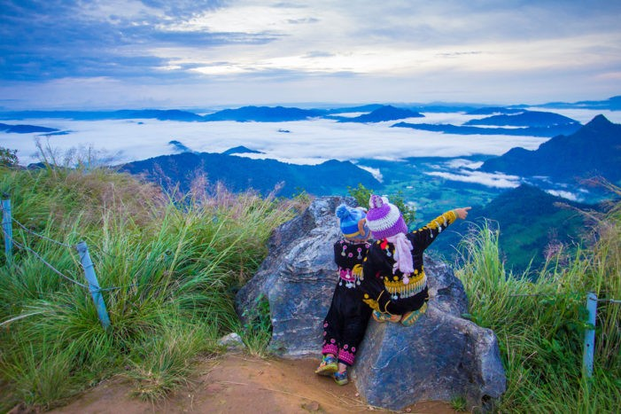 Another Ridge of High Pressure Brings More Cold Weather to Northern Thailand