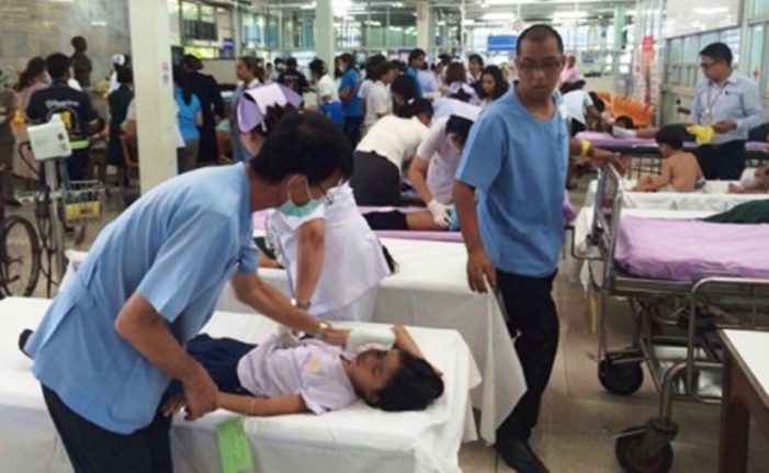 Doctors, Nurses at State Hospitals in Thailand Chronically Overworked