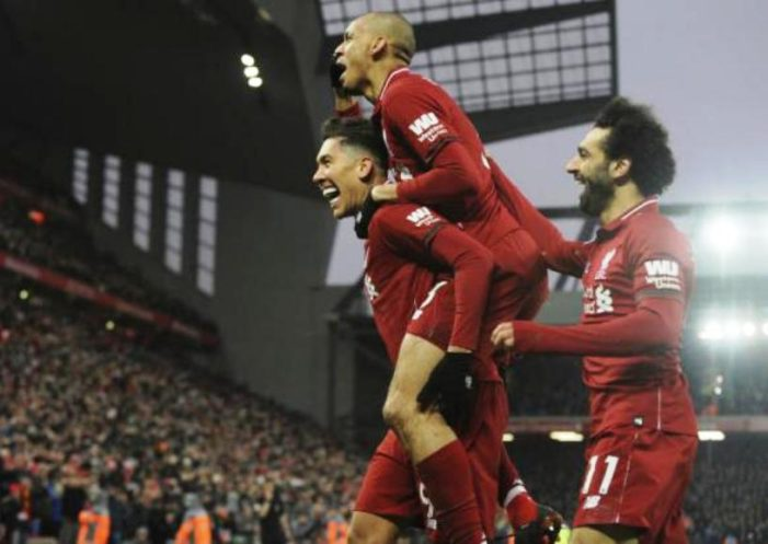 Liverpool Win 4-3 Thriller as Manchester United Triumph Again