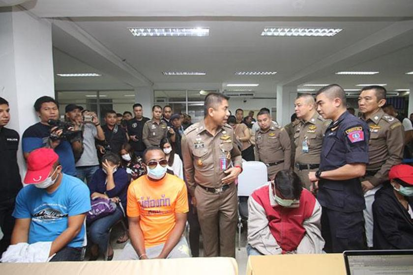 Three Thai Immigration Officers Arrested for Issuing Fake Visa's