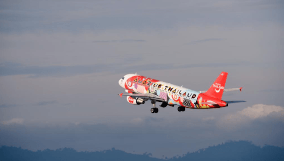 Chiang Rai's Mae Fah Luang Airport a New Hub for Thai AirAsia's International Service