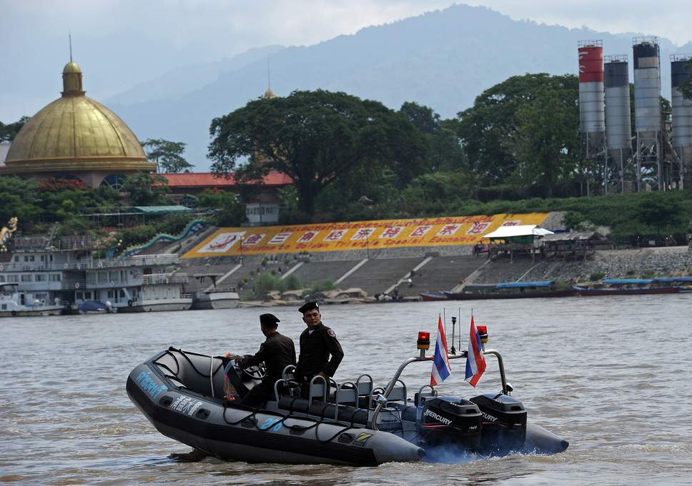 Six-Nation Safe Mekong Operation Project Extended Till 2022